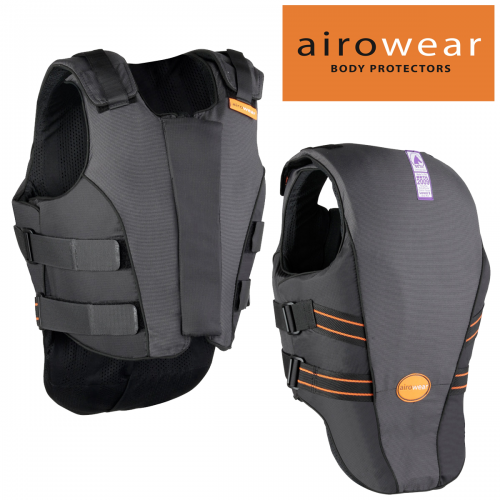 Airowear Outlyne Body Protector - Ladies
