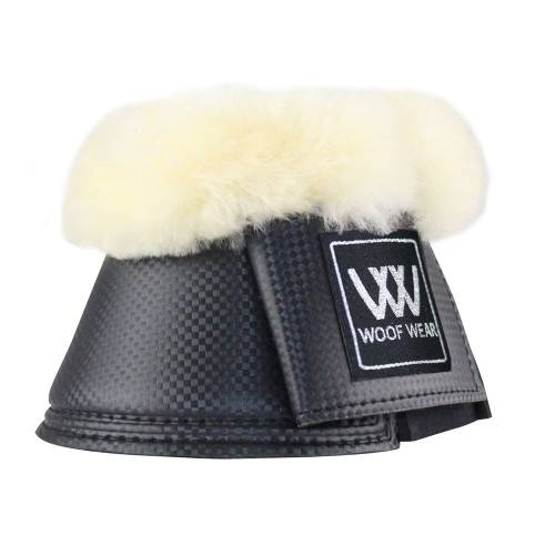 Woof Wear Pro Sheepskin Over Reach Boot - Black