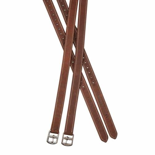 Collegiate Luxe Stirrup Leathers image