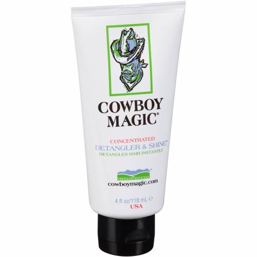 Cowboy Magic Detangler and Shine 4 oz