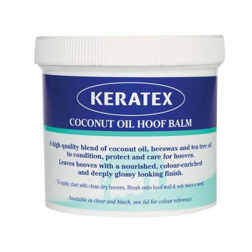 Coconut Oil Hoof Balm Clear - 400g