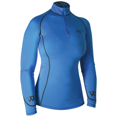 Woof Wear Base Layer - Turquoise