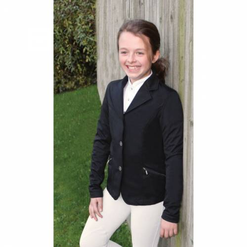 Equetech Junior Softshell Competition Jacket - Ellipse