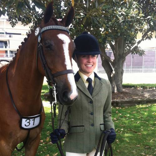 Equetech Weston Tweed Childs Tweed Jacket - 28''