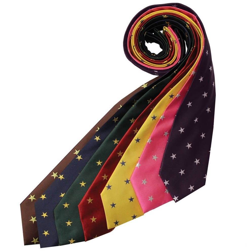 Equetech Stars Tie
