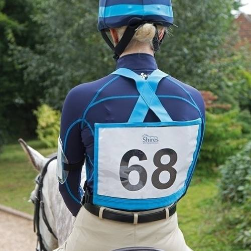 Shires Number Bib image
