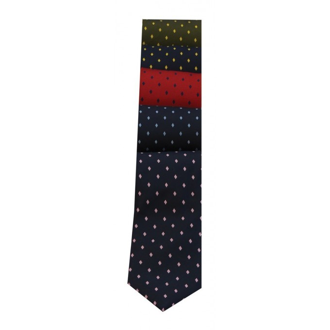 Equetech Diamond Tie - Junior
