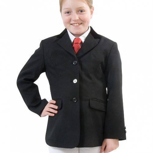 Dublin Hobart Childrens Show Jacket - Black
