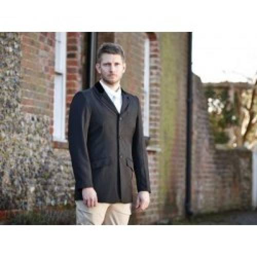 Mens Black Show Jacket - Dublin Hobart