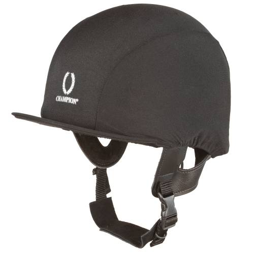 Laurel Cap Cover - Black