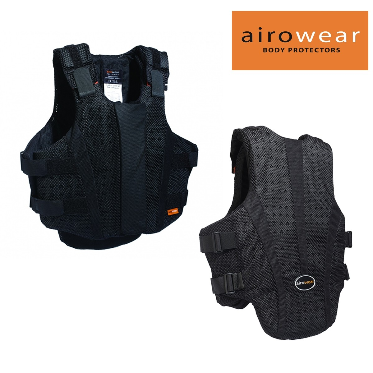 Airowear AirMesh Body Protector - Childs