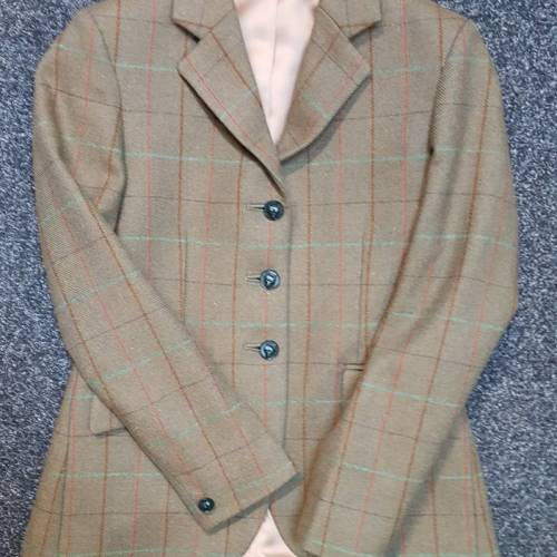 Mears Childs Hacking Jacket - Mitton Tweed 9801 28