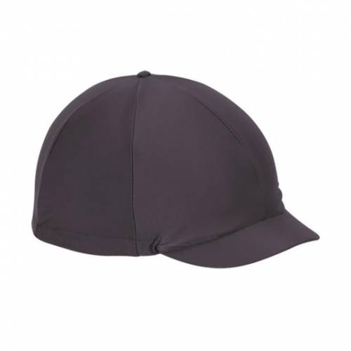 Shires Plain Hat Silk - Black