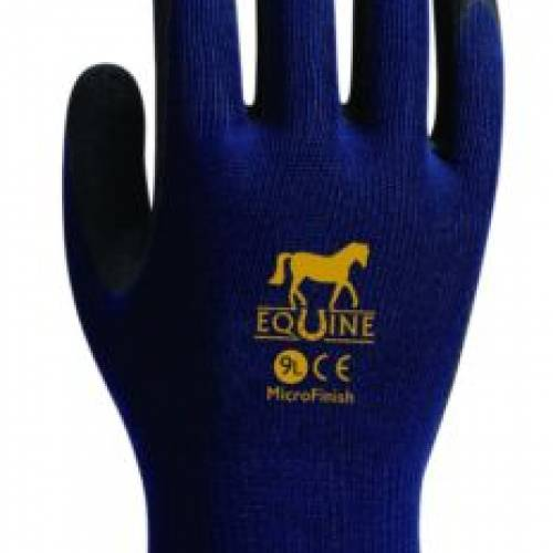 Towa Equine Yard Gloves - Navy