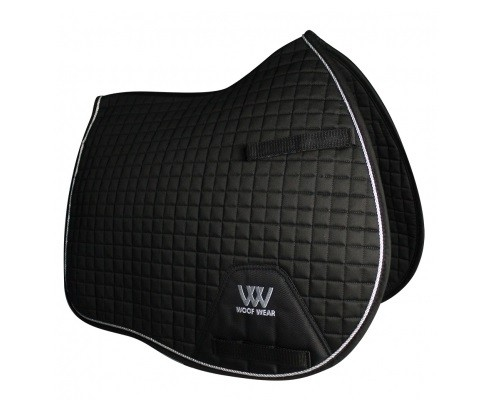 Contour General Purpose Saddle Cloth - Black