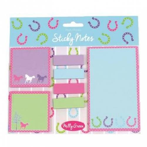 Milly Green Sticky Notes