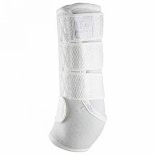 Woof Wear Dressage Wraps -  White