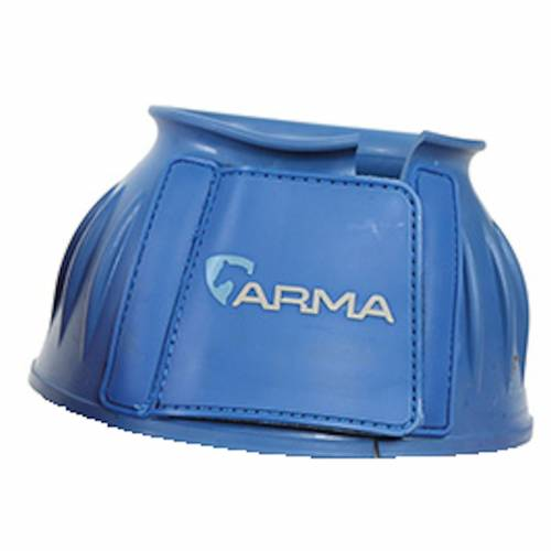 Shires ARMA Over Reach Boots - Royal Blue