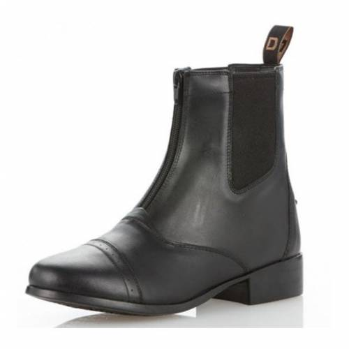 Dublin Elevation 2 Adults Zip Jodhpur Boots - Black