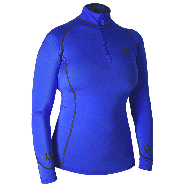 Woof Wear Base Layer - Electric Blue