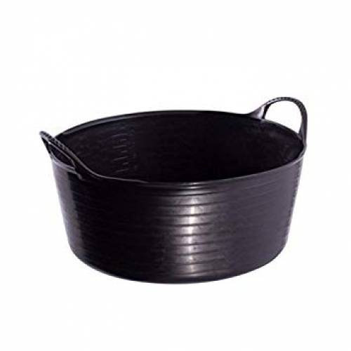 Tubtrug Shallow 15L - Black