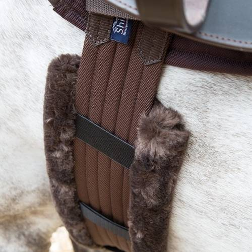Shires Performance SupaFleece GP Girth Cover