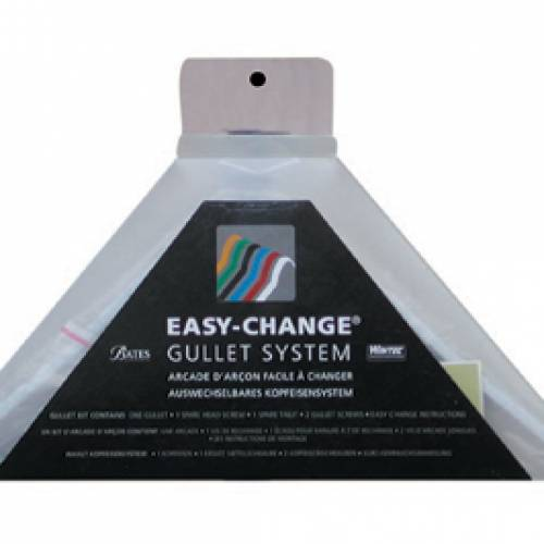 Wintec/Bates Easy Change Gullet Bars