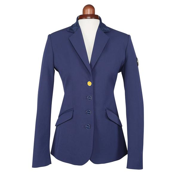 Shires Aubrion Monticello Ladies Jacket - Navy