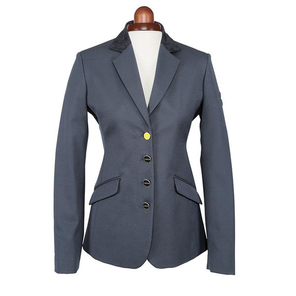 Shires Aubrion Monticello Ladies Jacket - Black