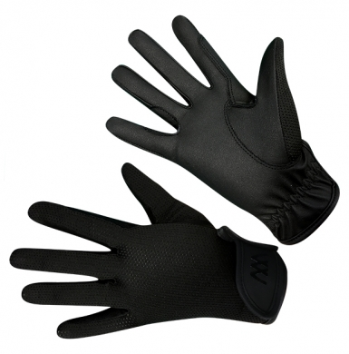 Woof Wear Grand Prix Glove - Black