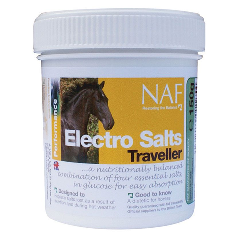 NAF Electro Salts Traveller - 150gm