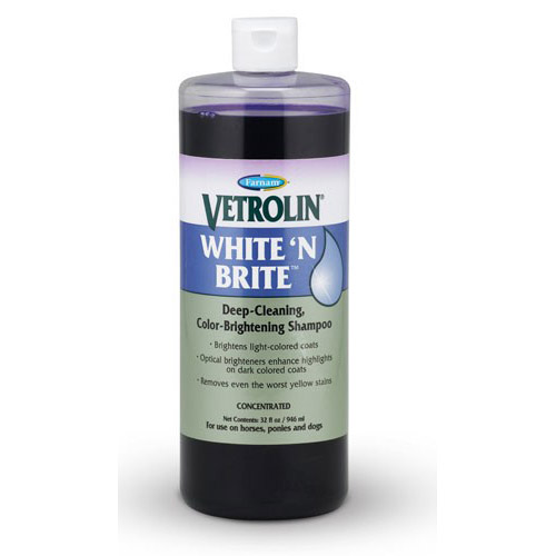 Vetrolin White' N Brite Shampoo