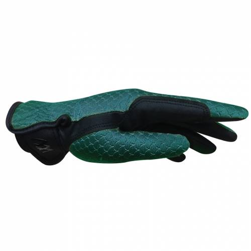 Woof Wear Zennor Riding Glove - Ocean
