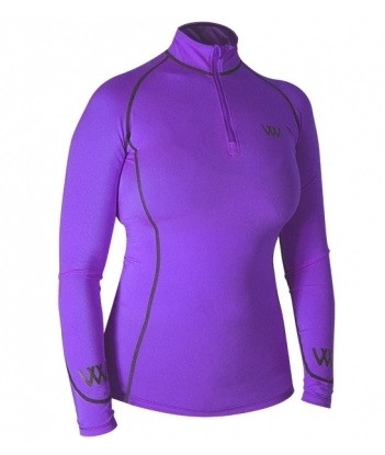 Woof Wear Base Layer - Ultra Violet