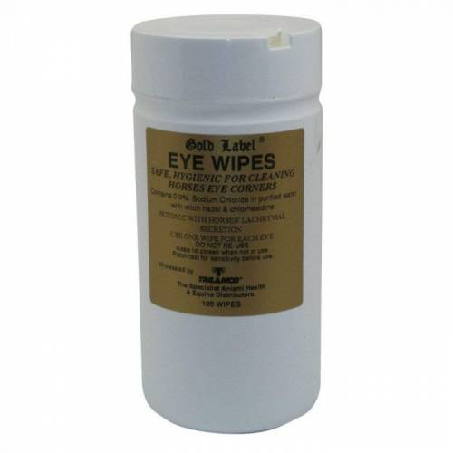 Gold Label Eye & Nose Wipes