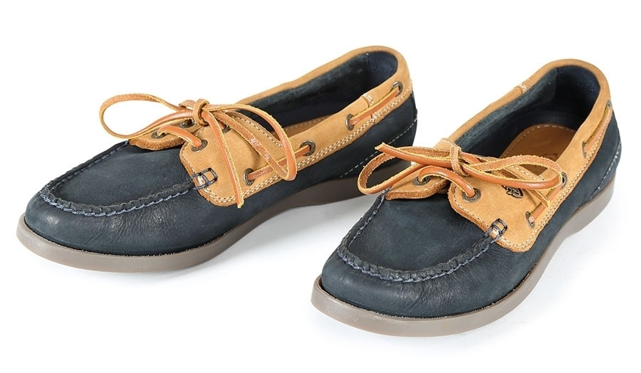 Shires Moretta Avisa Deck Shoes - Navy