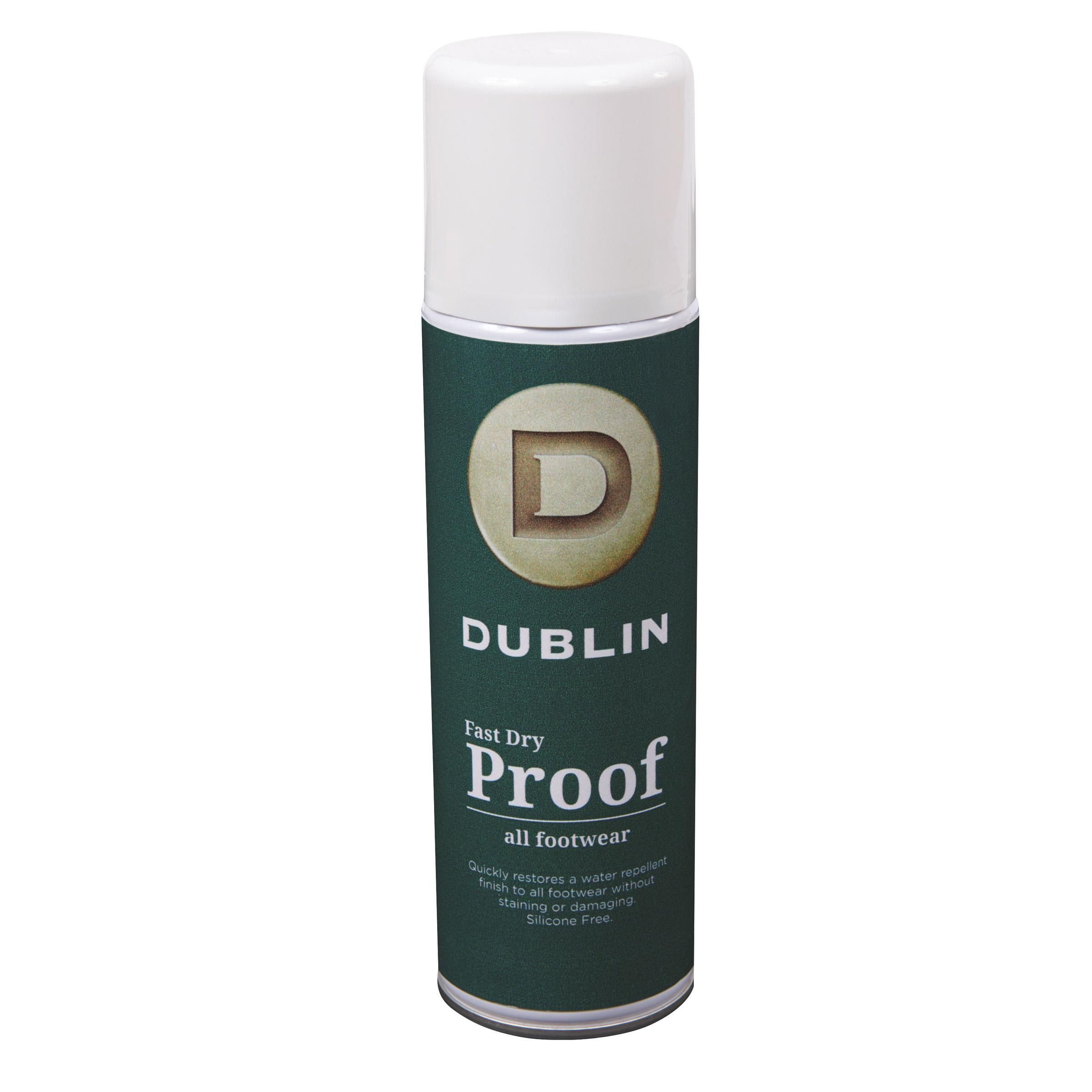 Dublin Fast Dry Proof Spray