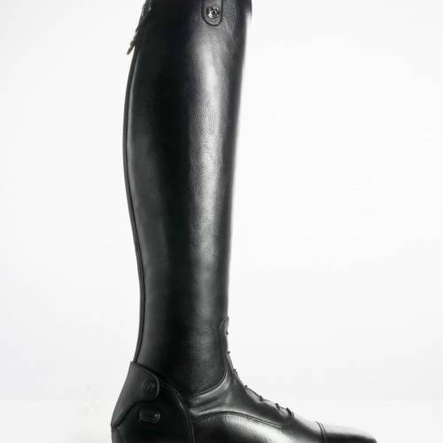 Brogini Como V2 Adults Long Riding Boots - Black