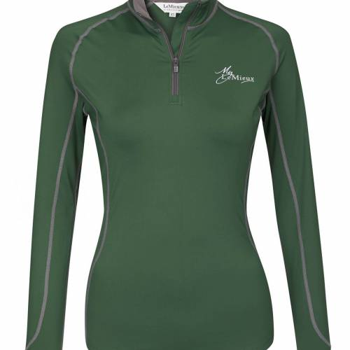 LeMieux Base Layer - Hunter Green