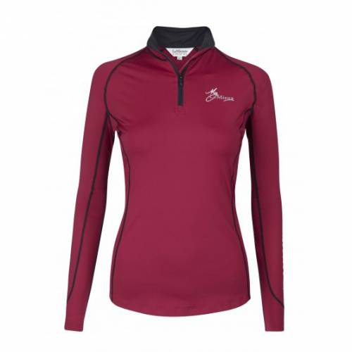 LeMieux Base Layer - Mulberry