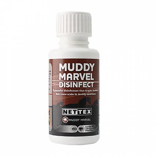 NetTex Muddy Marvel Disinfect * OUT OF DATE *