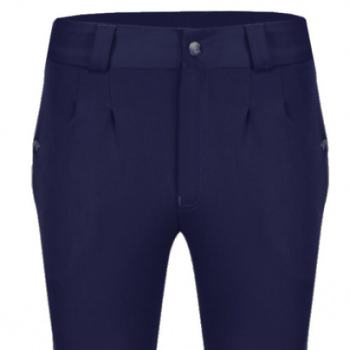 Equetech Mens Kingham Breeches - Navy image