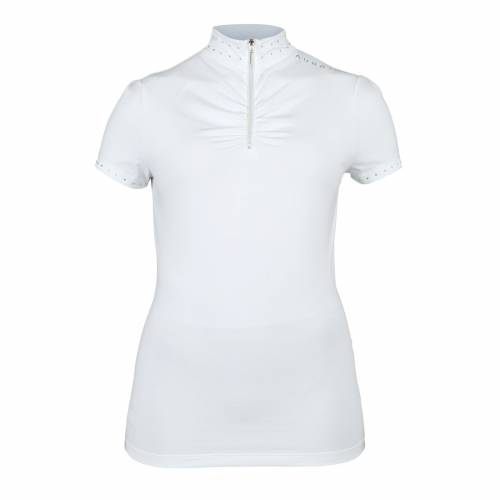Shires Aubrion Imperial Maids Show Shirt - White