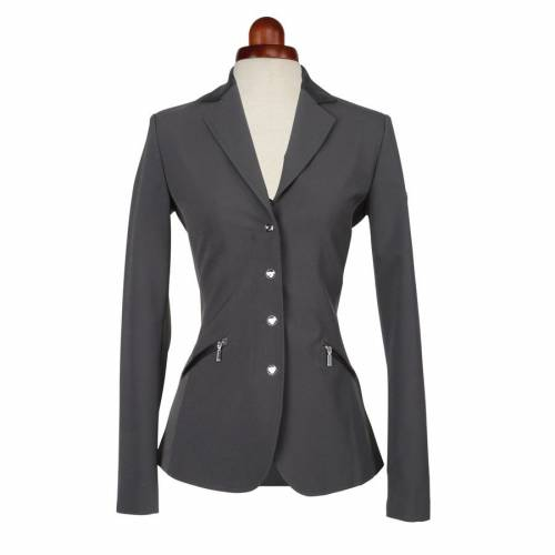 Shires Aubrion Oxford Show Jacket - Black
