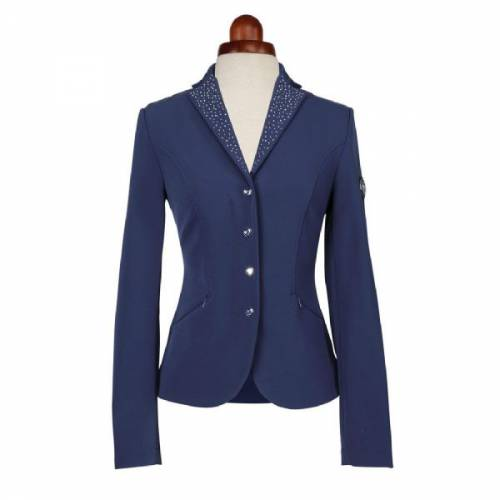 Shires Aubrion Park Royal Ladies Show Jacket - Navy
