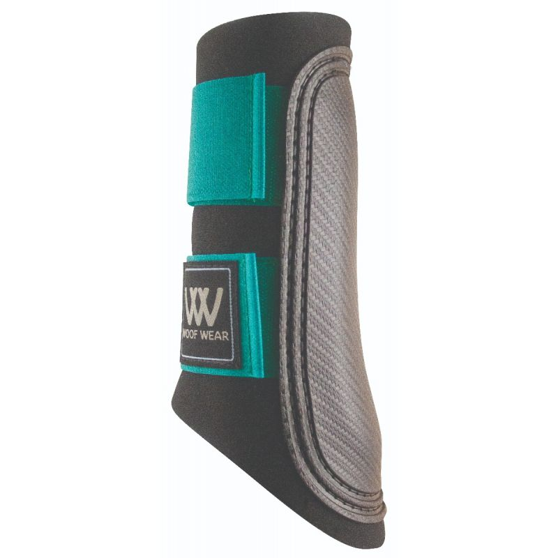 Woof Wear Colour Fusion Club Brushing Boots - Ocean