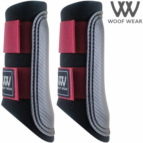 Woof Wear Colour Fusion Club Brushing Boots - Shiraz