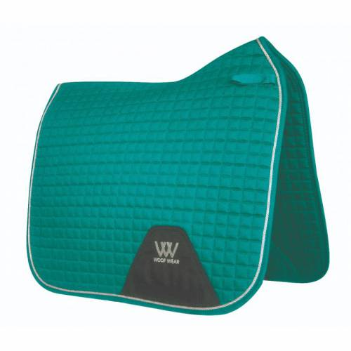Woof Wear Dressage Saddlepad - Ocean