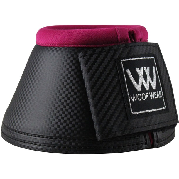 Woof Wear Pro Over Reach Boots - Berry