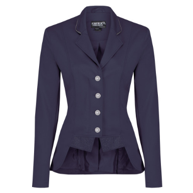 Equetech Moonlight Competition Jacket- Navy - 12